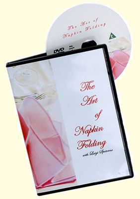 christmas tree napkin folding instructions